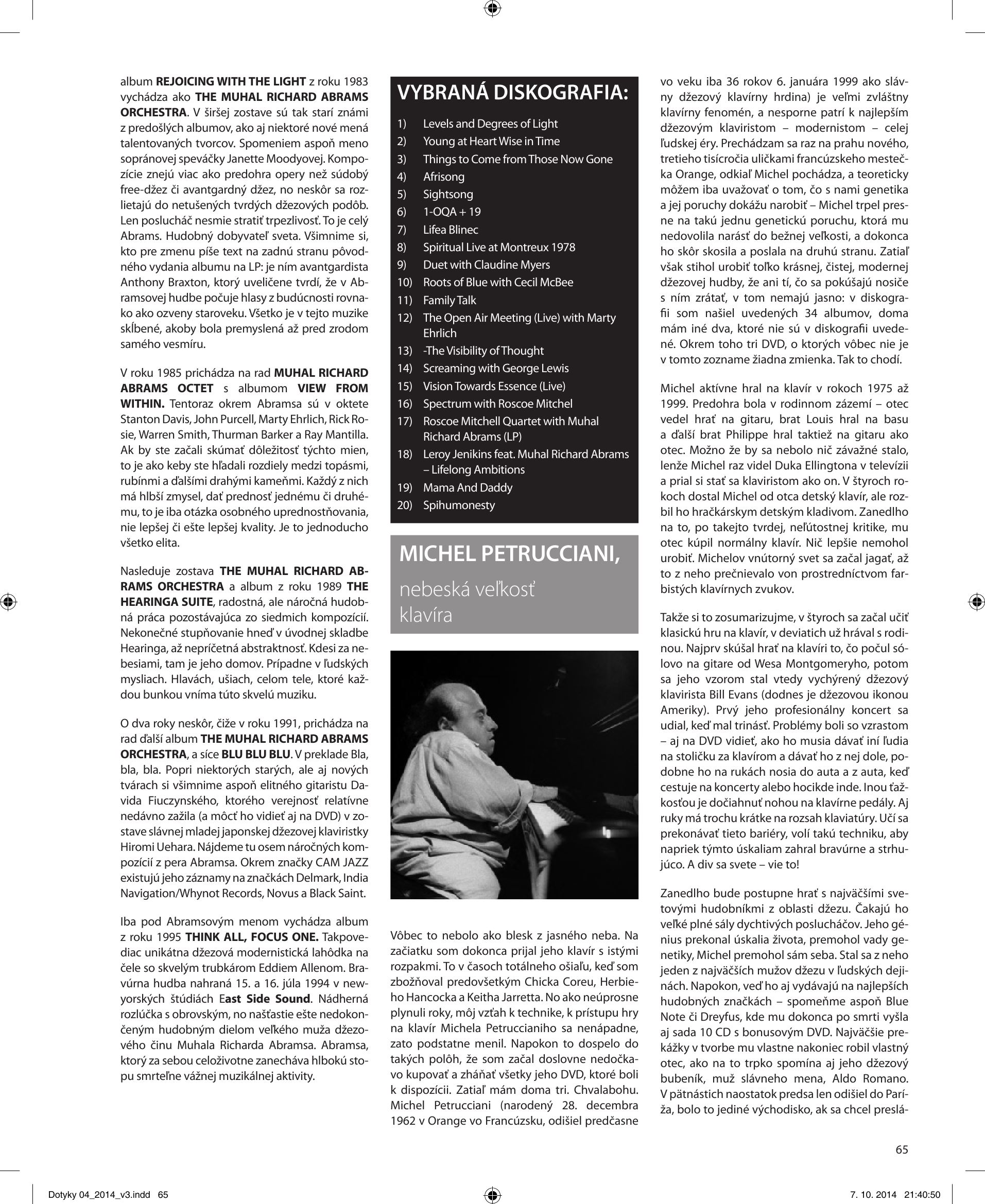b27a87276 Marec 2019 Author redakciaCategories č. 4/2014